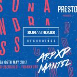 sunandbass lable night & presto@Silbergold_ArpXp_hosted by Mantiz_06.05.2017