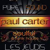Paul Carter - Nu disco & funky & dowtempo - mix 690 - 22 juillet  2018