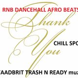 RNB DANCEHALL AFRO BEATS chill spot mix YAADBRIT / mini mix
