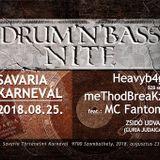 Heavyb4g & meThodBreaKz  feat MC Fantom - Savaria Lavjaman Promo mix 2018