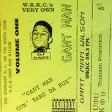 Gant-Man Gon' Bang Tha Box - 1995 Mixtape (Cassette Transfer)