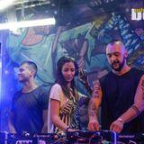 Exit Festival 2016- Lea Dobricic b2b Markyz b2b Nic Lawyer