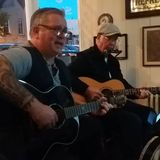 Radio Winchcombe Folk Show Recorded Live 12/11/18 with Special Guests Sid Harvey and Stevie Kent.