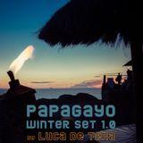 1º Winter set Papagayo beach