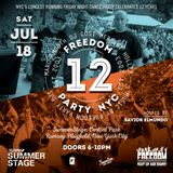 Freedom Party NYC Summer '15 Mix
