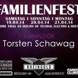 Liveset Closing Familienfest 19.04.2014 @ Rheingold