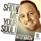 SOULSIDE RADIO - CLUB // DJ LE BARON Exclusive Guest Mix Session // 03.2018