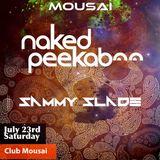 Sammy Slade and Naked Peekaboo live from Club Mousai