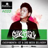 Axcell Radio Episode 035 - DJ KATSU