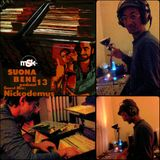 Suona Bene #13 - Guest Mix: Nickodemus (100% vinyl)