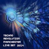 Techno Revolution live set Manchester 2014