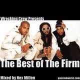 The Best Of The Firm Mixed By Nex Millen