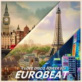 EUROBEAT - I Love Disco Power 80s (Various Artists) non-stop mix Italo Disco Dance