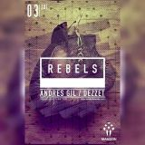 Andres Gil @ Rebels, Mansion Club_03.07.2015