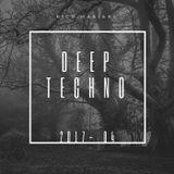 Deep Techno 2017-4, Track one