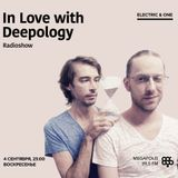 In Love with Deepology @ Megapolis 89,5 FM Moscow (04.09.2016)