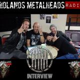 Wicked Stone Interview @ Hard Rock Hell 2017 With Midlands Metalheads Radio