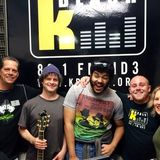 Grammy Award winning, founding member of TRAIN, Rob Hotchkiss Returns to Kbeach Radio