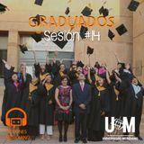 Sesión #14 - Graduados