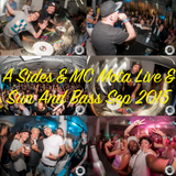 A Sides & MC Mota Live @ Sun And Bass Sep 2015
