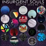 Insurgent Souls Best of 2015 Part 1 (40-21)