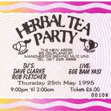Dave Clarke at Herbal Tea Party in Manchester on 25th May 1995, PART 2