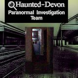 Haunted Devon Soundart Radio 102.5FM Plymouth Railway Station Investigation