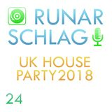Runar Schlag ~ UK House Party 2018 #024