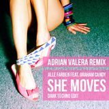 Alle Farben Feat. Graham Candy - She Moves (Adrian Valera Remix)