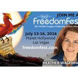 Freedom Fest LIVE Continues with these 3 Political Topics