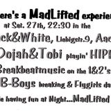 Classic: Mad Lifted Party Live set @ Black&White, Aachen, March 21st, 1999