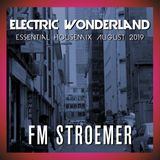 FM STROEMER - Electric Wonderland Essential Housemix August 2019 | www.fmstroemer.de