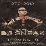 Dj Sneak @ Terminal 8, Naples - 27.01.2012