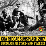 Sunsplash All-Stars - Goa Sunsplash 2017 - Main Stage Set (LIVE)