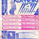 Dj Attack + MC G-Force - Live at Dance Nation 6, Blacketts Darlington, 03/09/1999 (REMASTERED)
