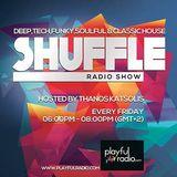 Shuffle Radio Show #4 @ Playfulradio.com 27 DEC 2013 (No Comments)