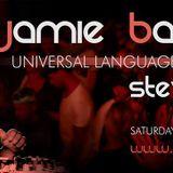 Universal language With Stve Arnorld 29.8.2015