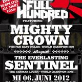 Dubs Full Hundred - Sentinel Sound & Mighty Crown at U Club, Wuppertal 6.2012