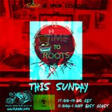 One Drop Sessions on Time To Roots 12 June 2016