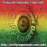 DJ Embryo - Strictly Ragga Jungle Radio Live 12