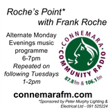 Connemara Community Radio - 'Roche's Point' with Frank Roche - 4dec2017