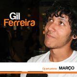 Dj Gil Ferreira - Março