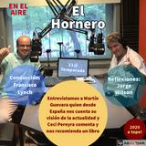 El Hornero - Programa del lunes 13 de abril de 2020 con Martín Guevara