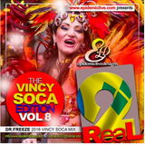 2real Vol.8 Vincy Soca 2016