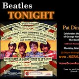 Beatles Tonight 03-02-15 E#105 George Harrison Birthday Celebration w/Pat DiNizio live