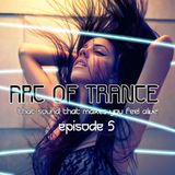 ARC OF TRANCE EP 5
