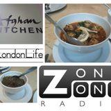 #LondonLife - Ian Hawkins' Funniest Things, Afghan Kitchen & The Rain Room