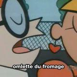 Omlette Du Fromage