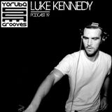 Yoruba Grooves Podcast 19 Featuring Luke Kennedy