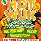 Live From Hot Wuk Brighton 19/08/11